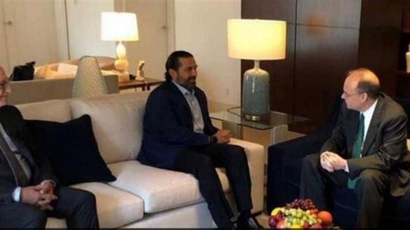 الحريري التقى مساعد وزير الخزانة الأميركية في واشنطن