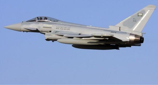 """""""أنصار الله"""": طيران التحالف شن 39 غارة خلال 12 ساعة"""