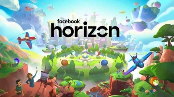 فيسبوك تطلق شبكة اجتماعية قائمة على الواقع الافتراضي