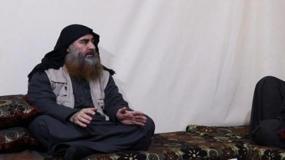 العراق يكشف موقع أبو بكر البغدادي الجديد