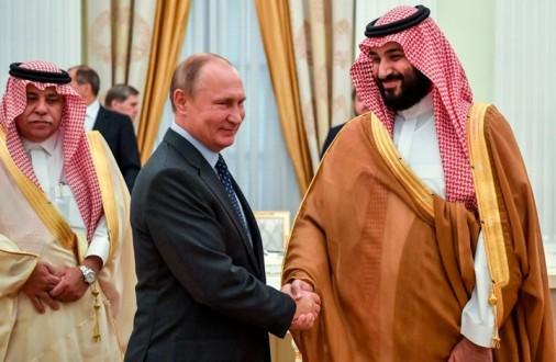 """بوتين يبجث وبن سلمان الهجوم على """"أرامكو"""""""