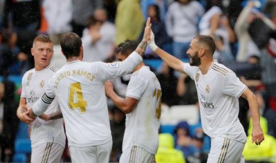 ريال مدريد ينجو من فخ ليفانتي ويستعيد نغمة الانتصارات