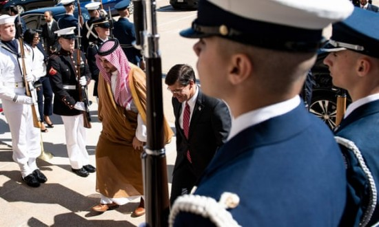 US to deploy more troops to Saudi Arabia after attack on oil industry