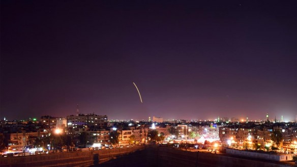"مصدر سوري ينفي لـ ""ملحق"" شن ""إسرائيل"" غارات قرب دمشق"