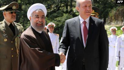 أردوغان: من المستحيل التوقف عن شراء النفط والغاز الطبيعي من إيران