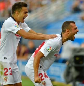 إشبيلية يستعيد صدارة الدوري الإسباني