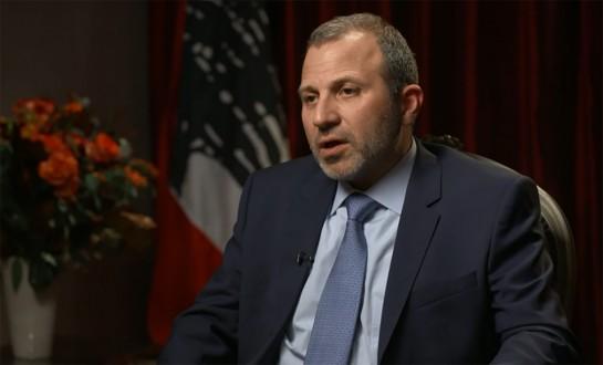 باسيل: حزب الله جزء من الحكومة وهو يدافع عن لبنان.. ولماذا يحق لإسرائيل أن تفعل ما تشاء خارج حدودها؟