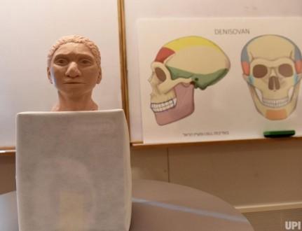 بالصور ـ الكشف عن شكل وجه فتاة عاشت قبل 75 ألف سنة !