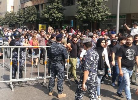"""خاص """"ملحق"""": هذه حصيلة التوقيفات على خلفية التحركات المطلبية التي حصلت في بيروت وضواحيها"""
