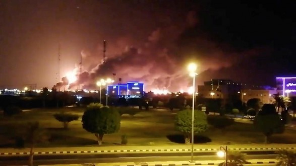 مسؤول أميركي: الهجوم على السعودية تم من الأراضي الايرانية