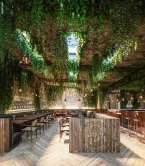 """أول مقهى لـ""""نبات القنب"""" يفتتح أبوابه في أمريكا"""