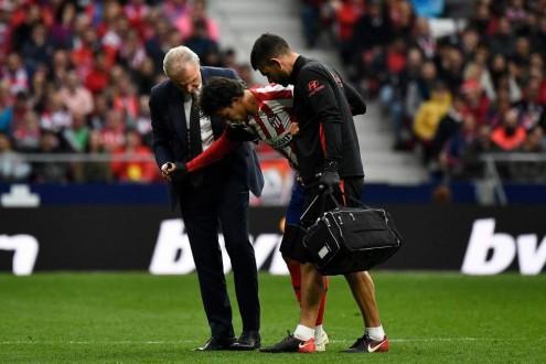 أتلتيكو مدريد يشخّص إصابة فيليكس