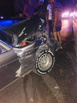 خمسة جرحى في حادث سير على طريق الضنية ـ طرابلس
