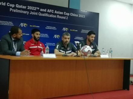 مدرب منتخب لبنان يؤكد ضرورة الفوز على سريلانكا