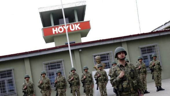 مقتل جندي تركي برصاص أطلق من إيران