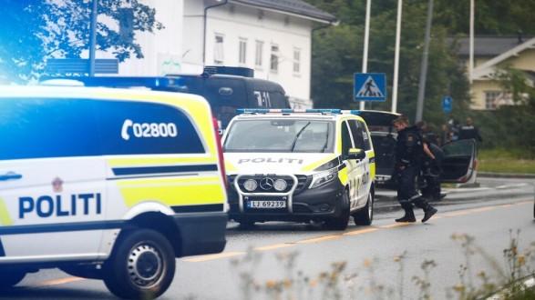 إصابة عدد من المارة في حادثة دهس في النرويج