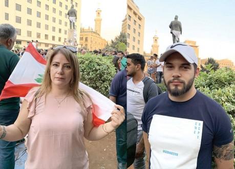 المتظاهرون للسلطة: لا ثقة.. ولا خروج من الشارع