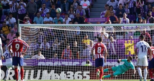 بلد الوليد يمهدُ الطريق لبرشلونة نحو الوصافة بالتعادل مع أتلتيكو مدريد