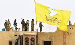 قوات سوريا الديمقراطية تعلن أنها تصدت للهجوم البري التركي