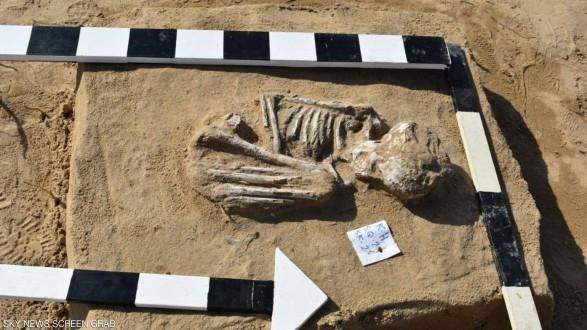 مصر.. الكشف عن مقبرة تعود للعصرين الروماني واليوناني !