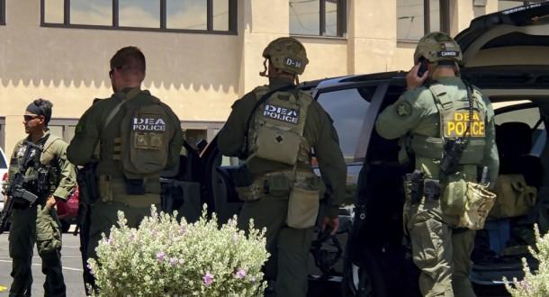مصابون في إطلاق نار بمدرسة ثانوية في كاليفورنيا