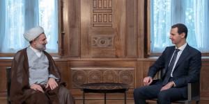 الأسد: مستمرون نحن وأصدقاؤنا في مواجهة أطماع الغرب ودوله الاستعمارية