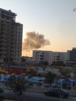 سرايا القدس تقصف مدينة عسقلان سديروت والكابينت الإسرائيلي يعقد اجتماعًا طارئًا