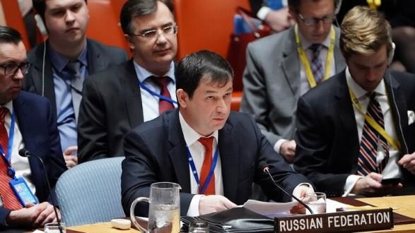 مندوب روسيا يدعو واشنطن لإعادة حقول النفط السورية إلى سيطرة دمشق