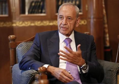 الرئيس برّي سلم خليل رسالة خطية لقراءتها أمام الحريري