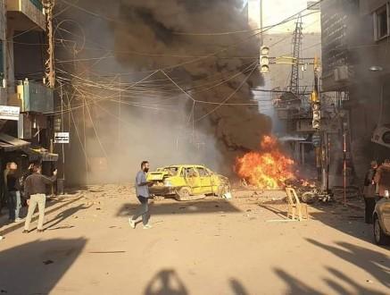 مقتل 3 أشخاص بانفجار 3 سيارات مفخخة في القامشلي