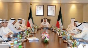 إستقالة الحكومة الكويتية