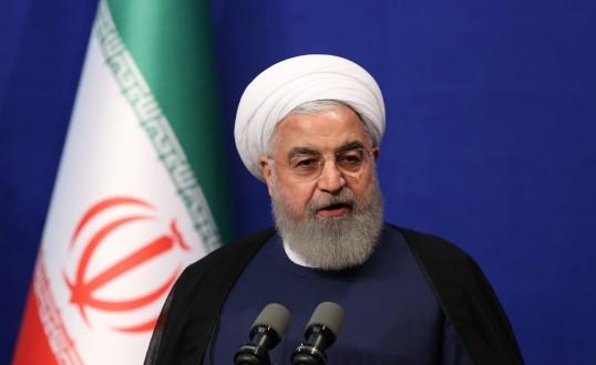 روحاني: طهران وباكو قطعتا اشواطا ايجابية جدا لتعميق العلاقات الثنائية