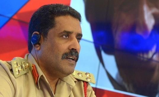 """الجيش الليبي: معركتنا أصبحت ضد """"الأطماع التركية"""" في الأراضي الليبية"""