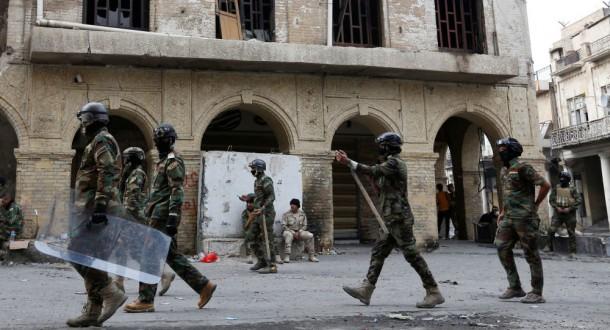"""واشنطن تدين الاستخدام """"المروع والشنيع"""" للقوة ضد المتظاهرين العراقيين"""