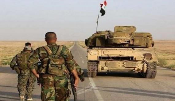 الجيش السوري ينشر نقاطا جديدة على طريق الحسكة حلب الدولي