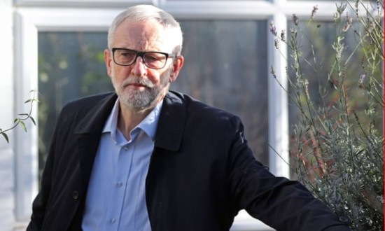 I take my share of responsibility for this defeat, says Jeremy Corbyn