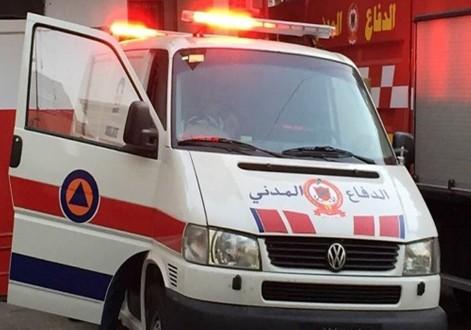 الدفاع المدني أنقذ 4 أشخاص ضلوا طريقهم في أحراج بقسميا