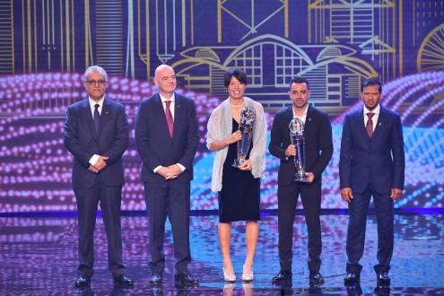 رئيس اتحاد الكرة اللبناني يشيد بالاتحاد الآسيوي من هونغ كونغ