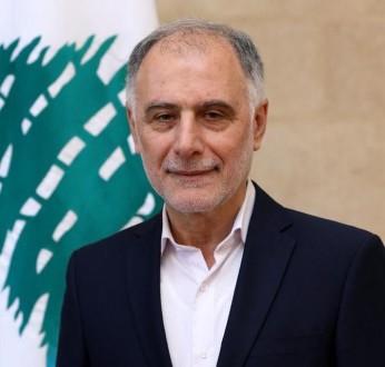 فنيش : الوقت ليس متاحا لتصفية الحسابات وأمام لبنان وضع اقتصادي حساس