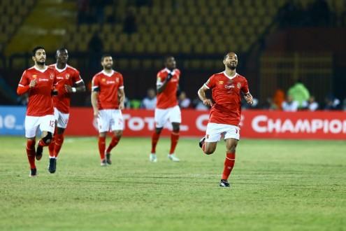 """الأهلي المصري يتجاوز """"مطب"""" بلاتينيوم دون عناء"""