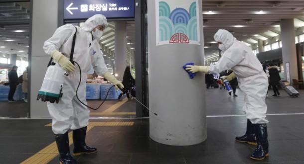 فرنسا تعلن ثالث حالة إصابة بفيروس كورونا