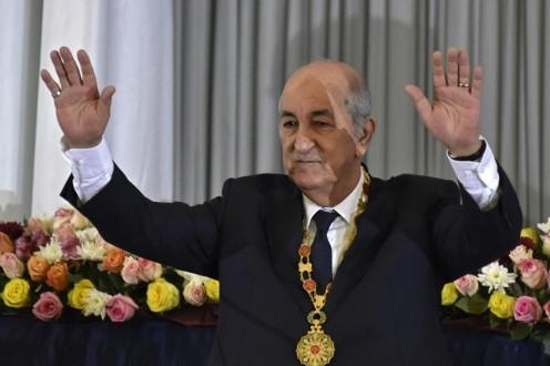 الرئيس الجزائري: بلادنا ليست محمية لفرنسا