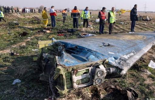 الخارجية الإيرانية تدعو دول ضحايا الطائرة الأوكرانية إلى عدم تحويل الأمر إلى قضية سياسية