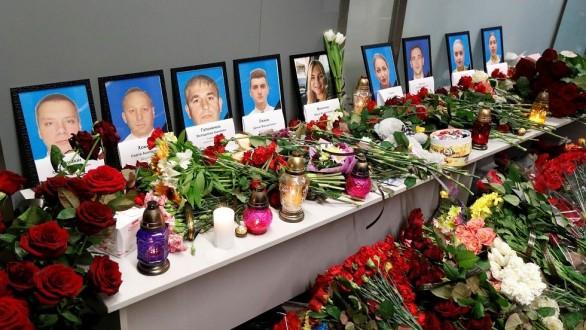 روحاني وزيلينسكي يبحثان تفاصيل حادثة الطائرة الأوكرانية