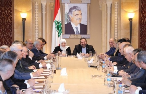 Hariri says new govt needed, not reviving outgoing one