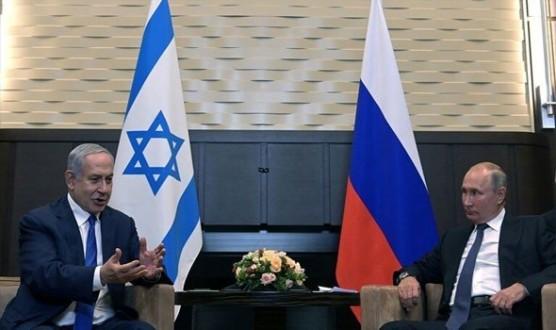 بوتين يلتقي نتنياهو في مستهل زيارته لتل أبيب