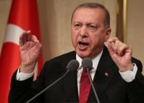 الرئيس التركي رجب طيب ارودغان في أنقرة يوم 15 يوليو تموز 2018. تصوير: أوميت بكطاش - رويترز