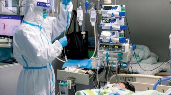 الصحة الصينية: وفاة 6 من عناصر الفرق الطبية وإصابة 1716 بفيروس كورونا
