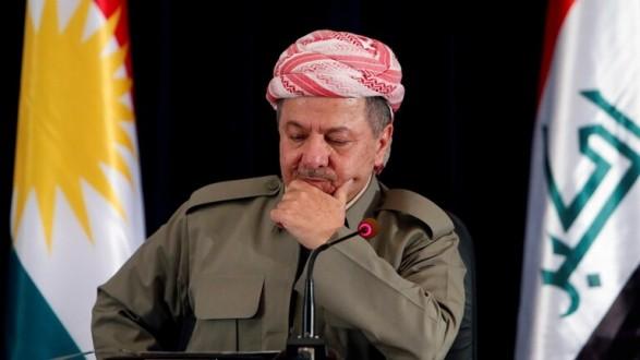 بارزاني: علاقة الأكراد مع بغداد ليست بالمستوى المطلوب ومقاطعة الانتخابات أمر وارد