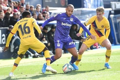 برشلونة يستقر على خليفة ديمبيلي